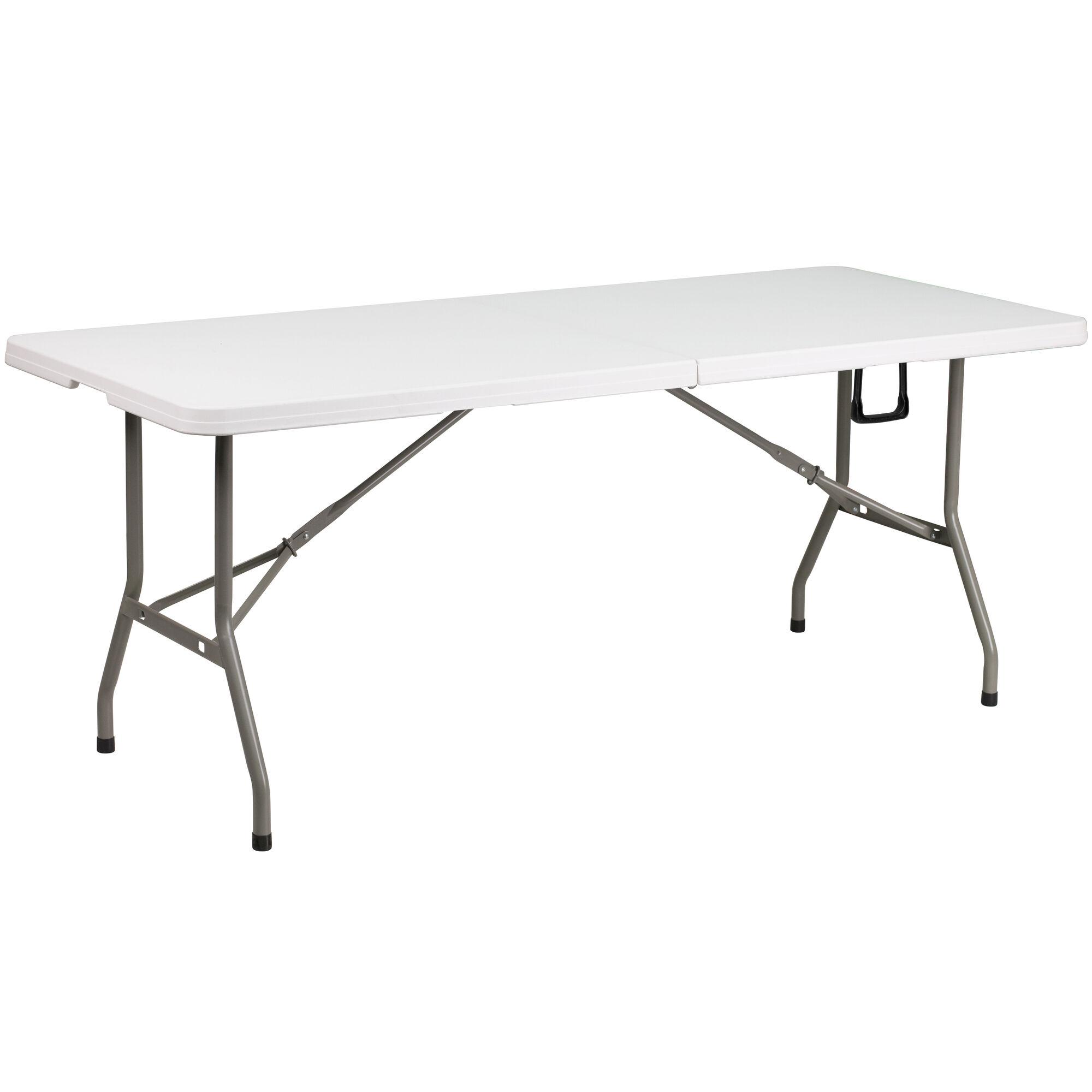 30x72 White Bi Fold Table Dad Ycz 183z Gg