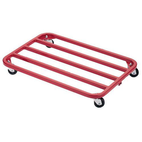 Our Steel Frame Royal Red Dolly with Vinyl Finish - 24