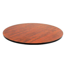 Round Reversible Table Top - Beige or Grey