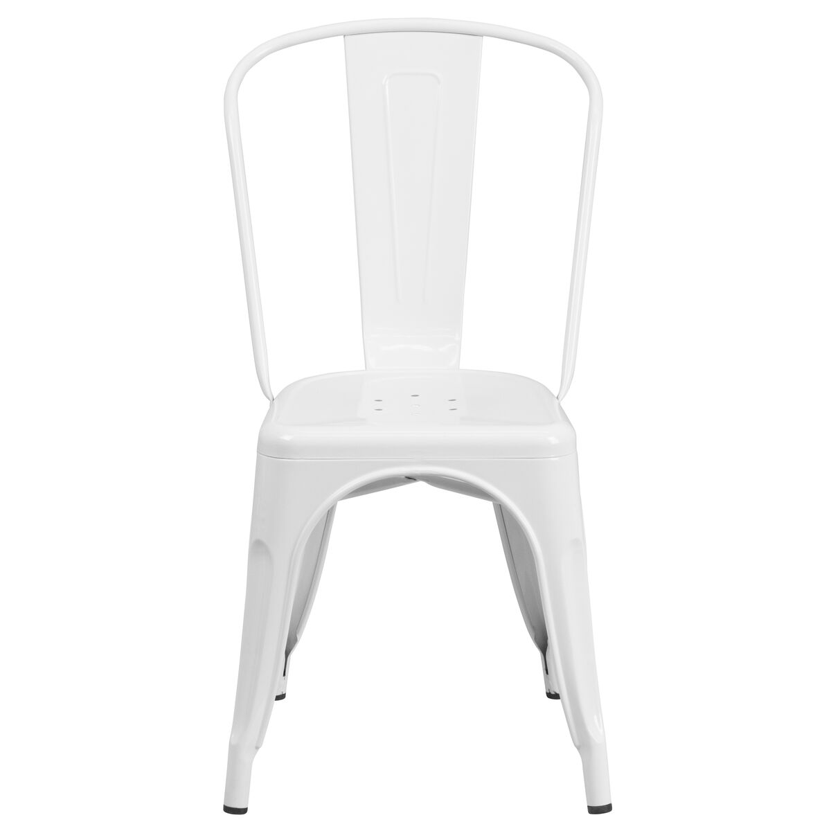 Prime White Metal Indoor Outdoor Stackable Chair Unemploymentrelief Wooden Chair Designs For Living Room Unemploymentrelieforg