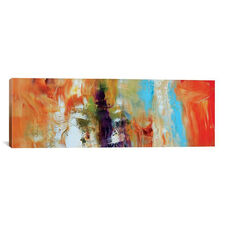 Strata by Andrada Anghel Gallery Wrapped Canvas Artwork