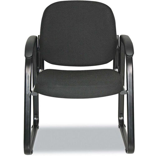 Our Alera® Reception Lounge Series Sled Base Guest Chair - Black Fabric is on sale now.