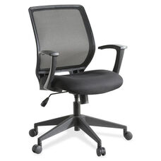Lorell Executive Chair - Mid Back - 26
