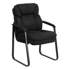 Executive Side Chair with Sled Base