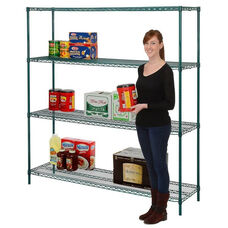 Wire Shelving Starter Unit - 24