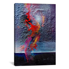 Reflections Of Light by Michael Goldzweig Gallery Wrapped Canvas Artwork