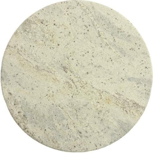 ... Our Natural Granite Outdoor Kashmir White Tabletop   30u0027u0027 Round Is On  Sale Now