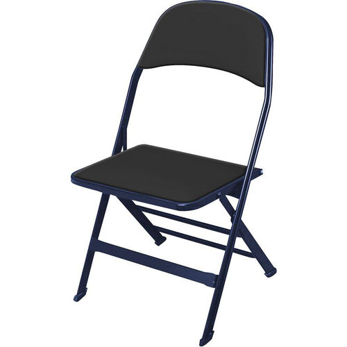 Our 2000 Series Vinyl Upholstered Seat and Back Folding Chair with 14.25