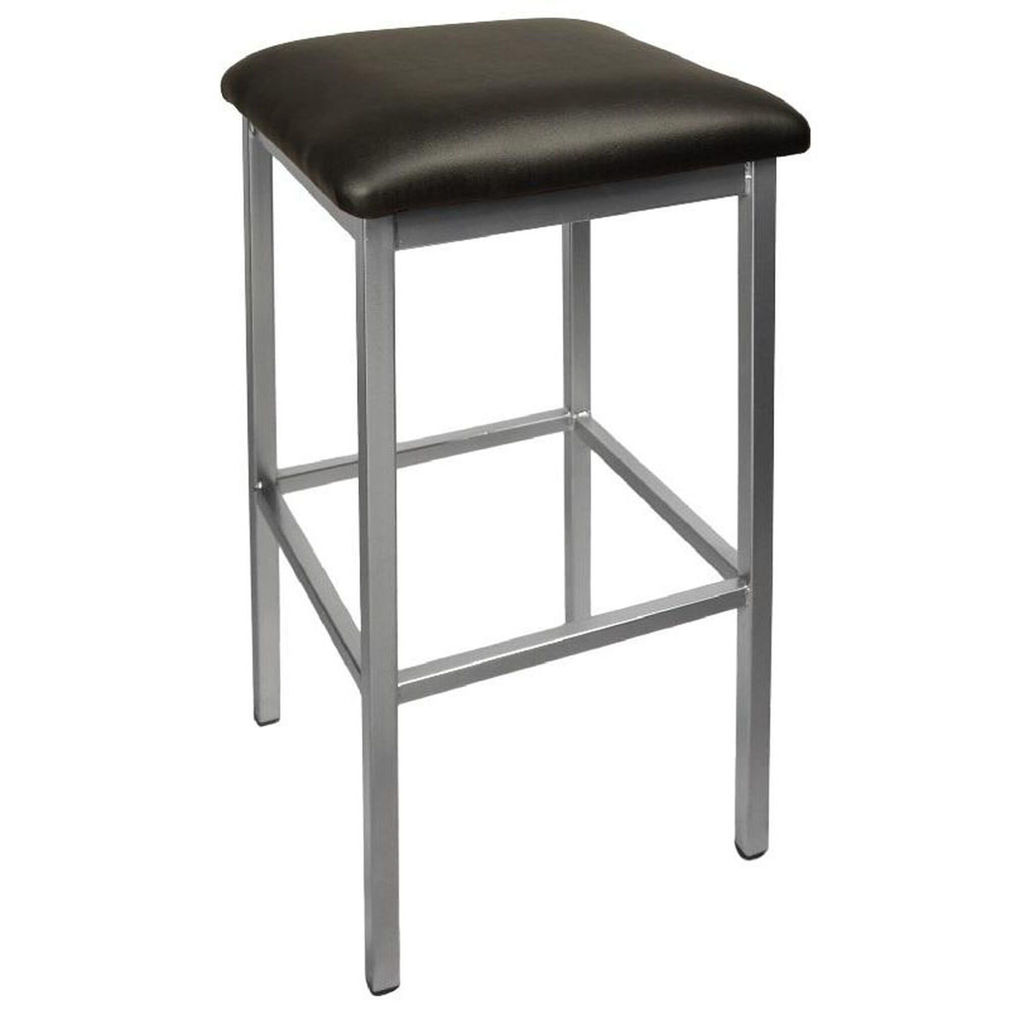 Trent Square Backless Barstool 2510bblv Sv