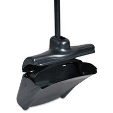 Rubbermaid® Commercial Lobby Pro Upright Dustpan - w/Cover - 12 1/2