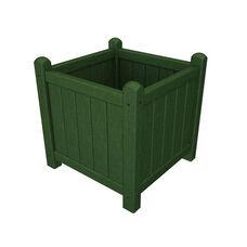 POLYWOOD® Garden Planter - Green
