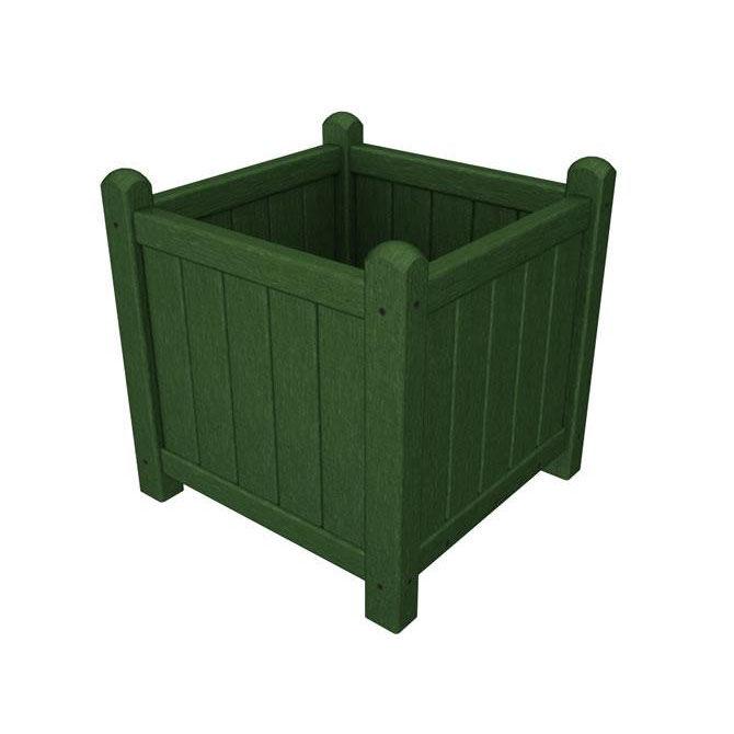 POLYWOOD® Garden Planter   Green