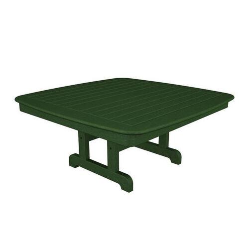 Nautical Green Coffee Table NCCTGR RestaurantFurnitureLesscom - Polywood coffee table