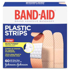 Johnson & Johnson Band-Aid Comfort-flex Plastic Bandages