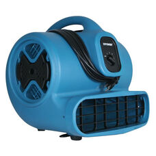 P-630 Lightweight 3 Speed Air Mover with Commercial Grade Motor and 1/2 HP