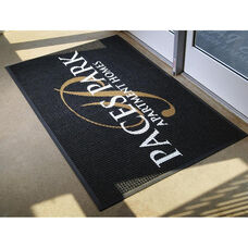 Waterhog Logo Inlay Floor Mat 4