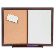 Lorell Dryerase/Bulletin Board Combo - 48