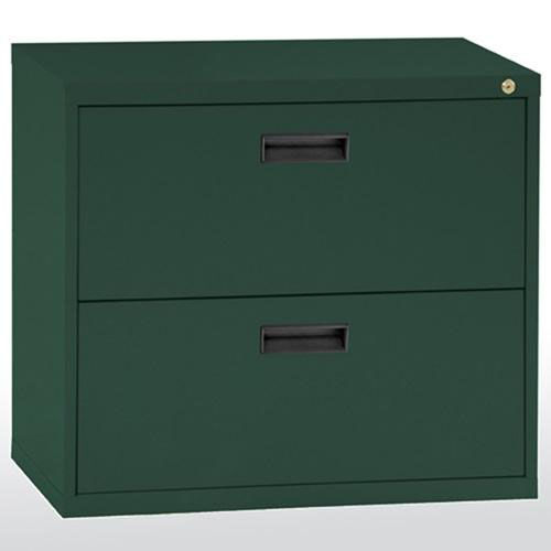 ... Two Drawer Lateral File Cabinet   Forest Green. Product PL 54 EEL  Video; Our 400 Series 30u0027u0027 W X 18u0027u0027 D X 26.63u0027u0027 ...