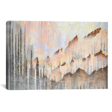 Afterburn by Emily Magone Gallery Wrapped Canvas Artwork