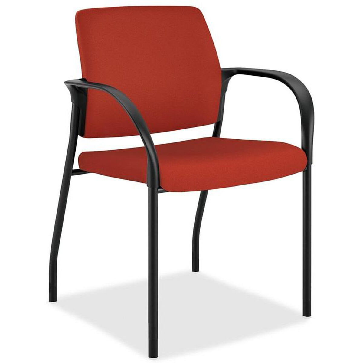 Product PL-686-SP video; Our The HON Company Stacking Multipurpose Armchair  with Glides - Poppy is on sale now.