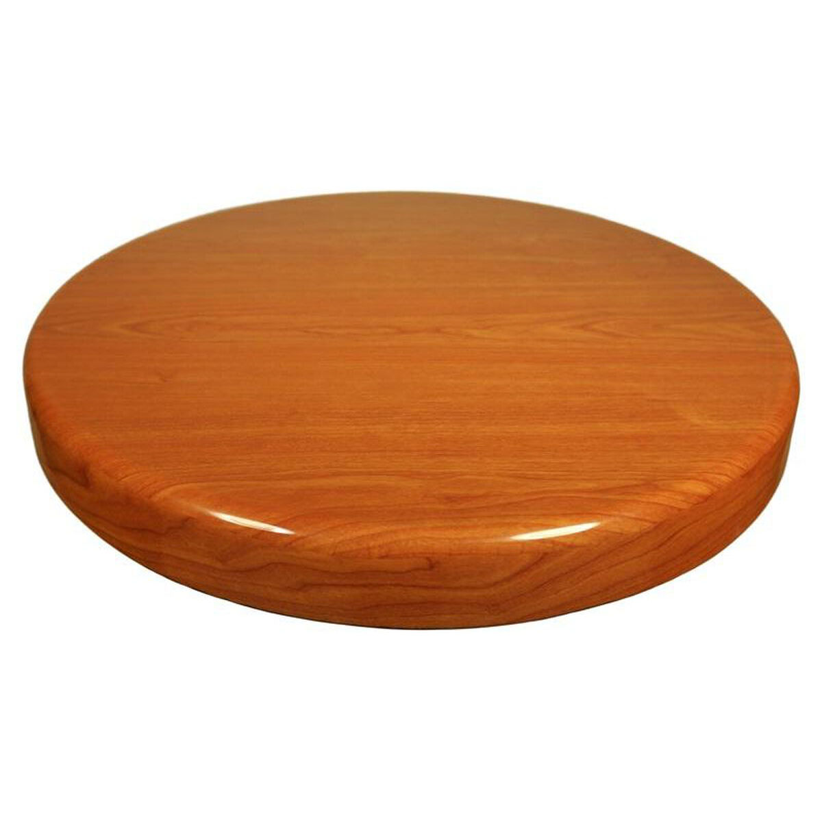 Round Cherry Resin Table Top Ttrs24rch