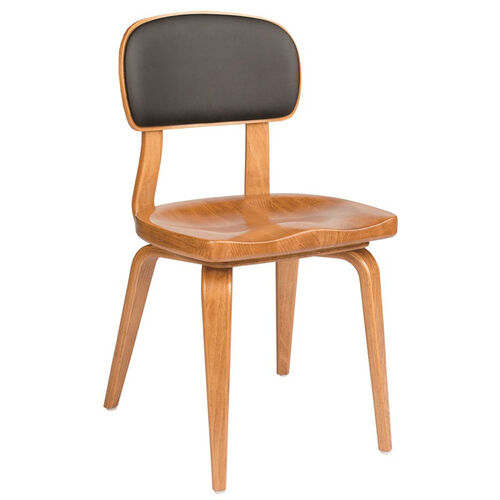 Our Kristi Side Chair with Wood Seat - Grade 1 Upholstered Back is on sale now.