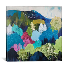 Mount Buninyong by Clair Bremner Gallery Wrapped Canvas Artwork