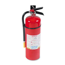 Kidde ProLine Pro 10MP Fire Extinguisher - 4 A - 60 B:C - 195psi - 19.52h x 5.21 dia - 10lb