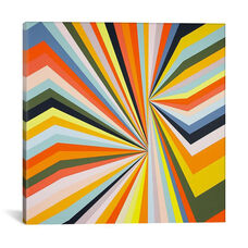 Critical Distance by Richard Blanco Gallery Wrapped Canvas Artwork