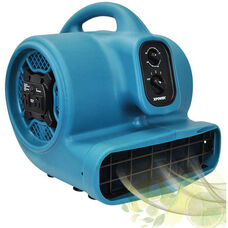 P-450AT Freshen Aire Scented 3 Speed Air Mover with Refillable Fragrance Cartridge and 1/3 HP