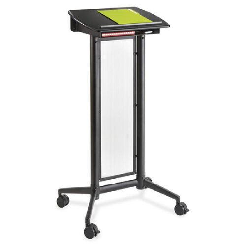 Safco Impromptu Lectern - Rectangle - 46.5