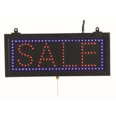 High Visibility LED SALE Sign - 6.75