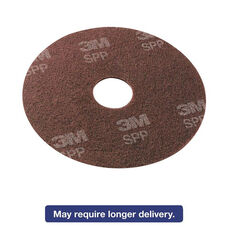 3M Surface Preparation Pad - Maroon - 10/Carton