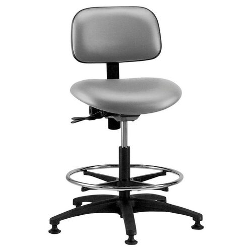 Our Industrial Vinyl Stool with Tilting Seat and Footring is on sale now.