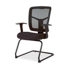 Lorell Guest Chair - Mesh Fabric - 27