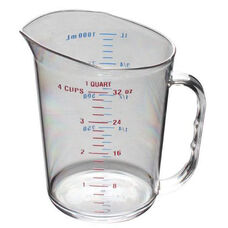 1 Quart/1L Polycarbonate Measuring Cup