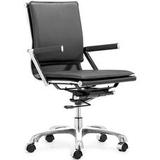 Lider Plus Office Chair in Black