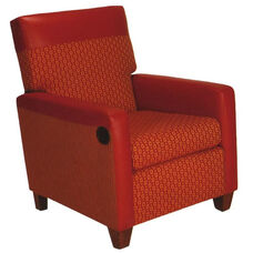 1481 Upholstered Incliner with Tilt Back - Grade 1