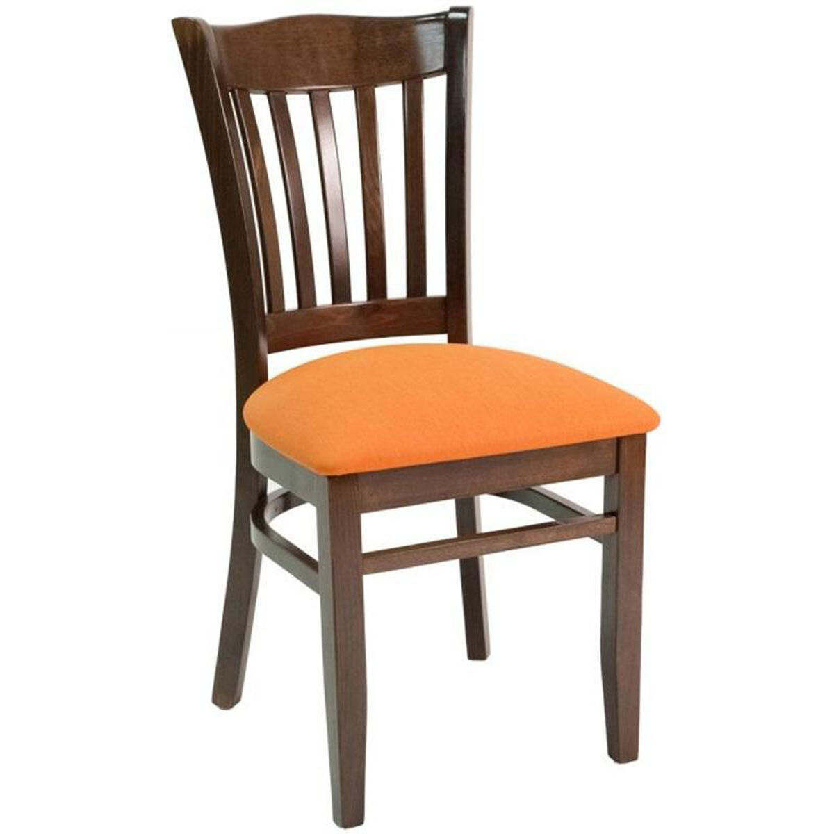 Slat Back Side Chair Dining Con 06s