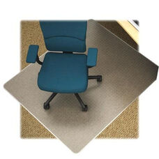 Lorell Low Pile Chairmat - Rectangular 46