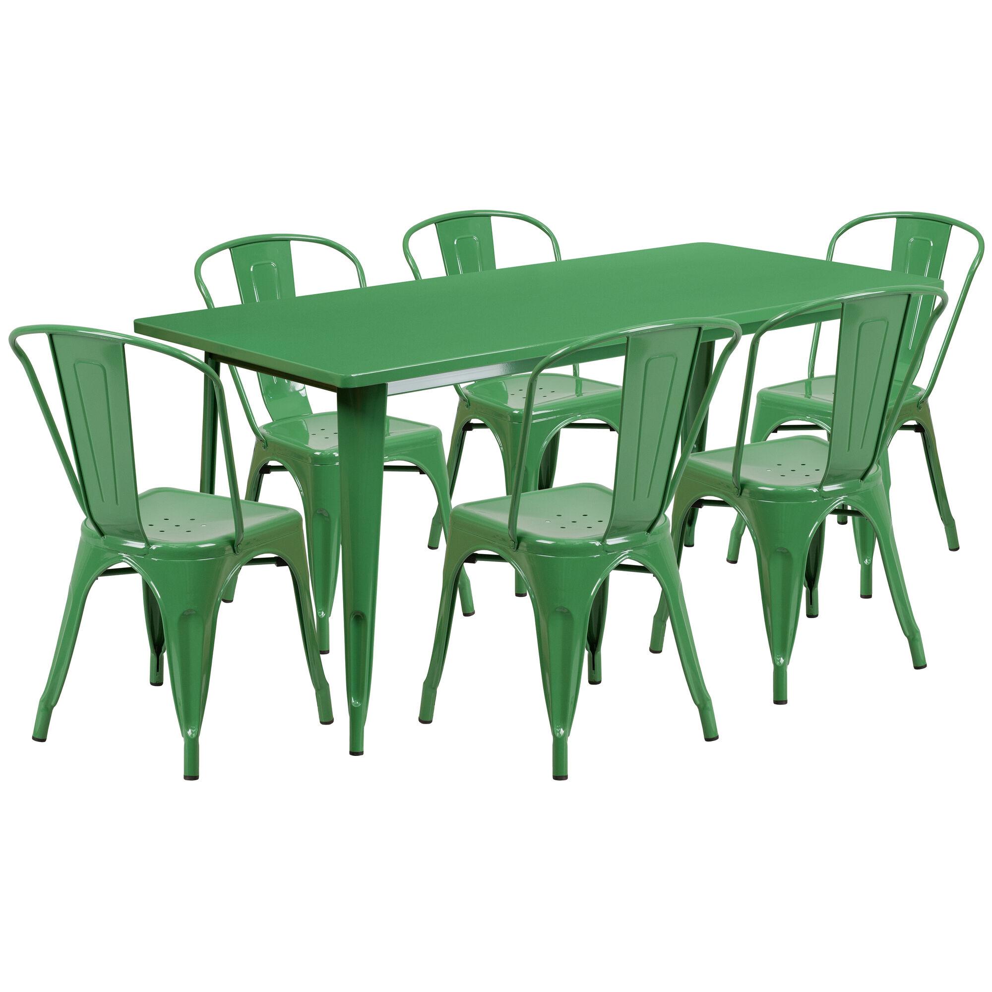 RestaurantFurniture4Less: Restaurant Table And Chair Sets Metal