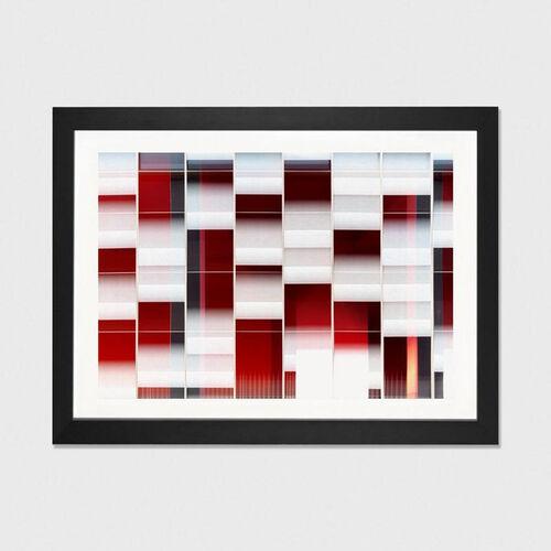 Wall Art Hardwood Frame oxm442-1pfa-24x16-fm01 ...