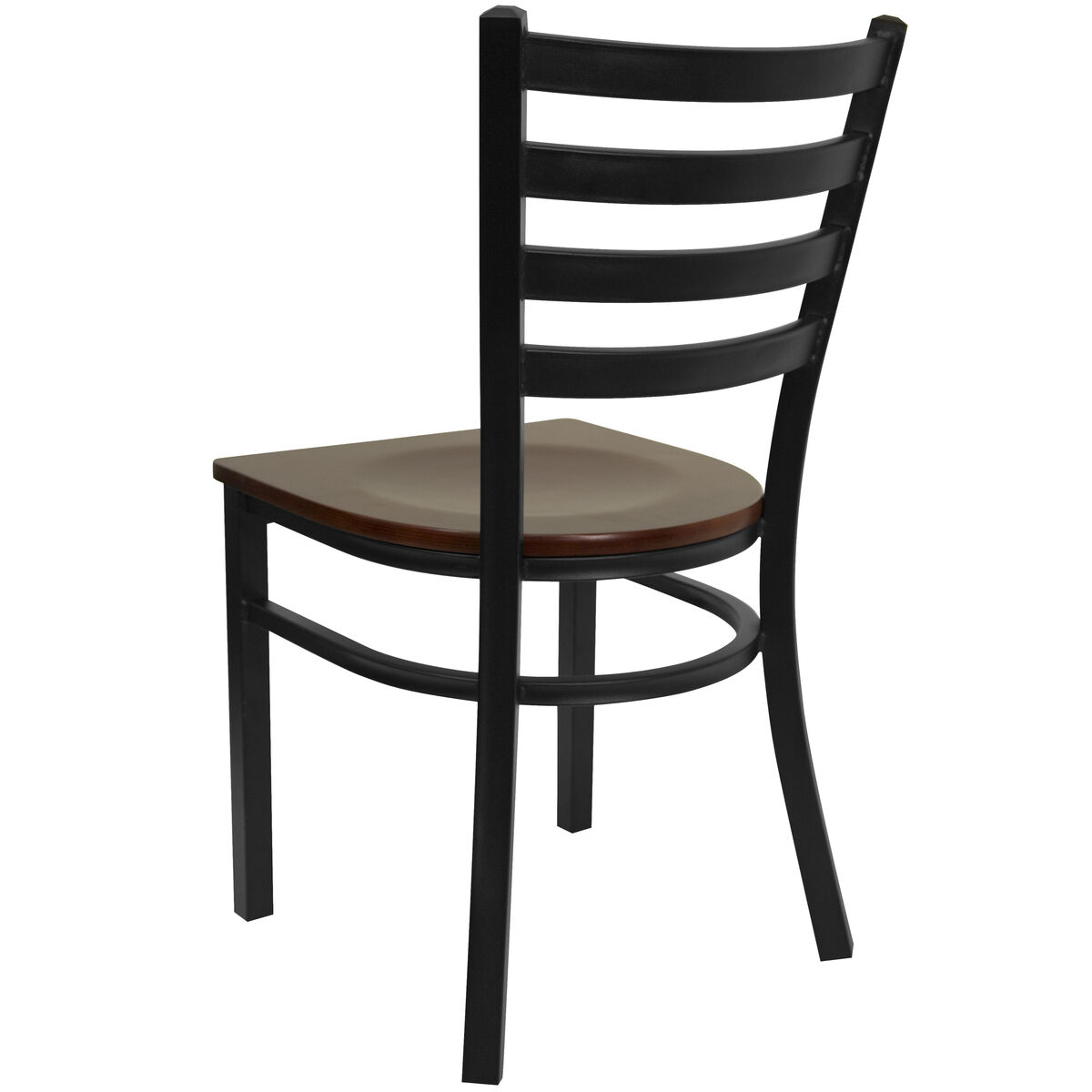 Black Ladder Chair Mah Seat Bfdh 6147ladmw Tdr