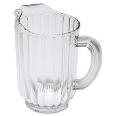 Rubbermaid Commercial Products Bouncer Plastic Pitcher - 5.1