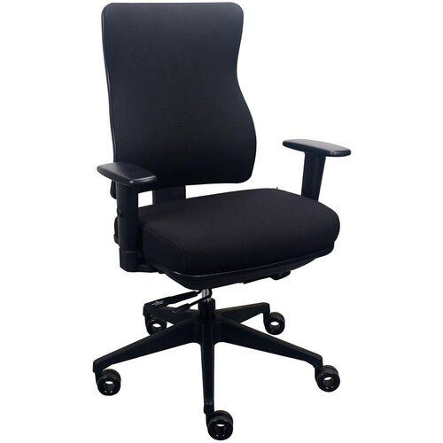 Our Tempur-Pedic® Spring Task Chair with Fabric Back - Eclipse is on sale now.