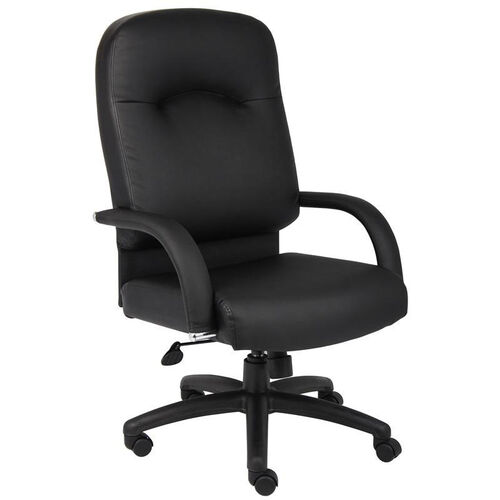 Our High Back Caressoft™ Executive Task Chair - Black is on sale now.