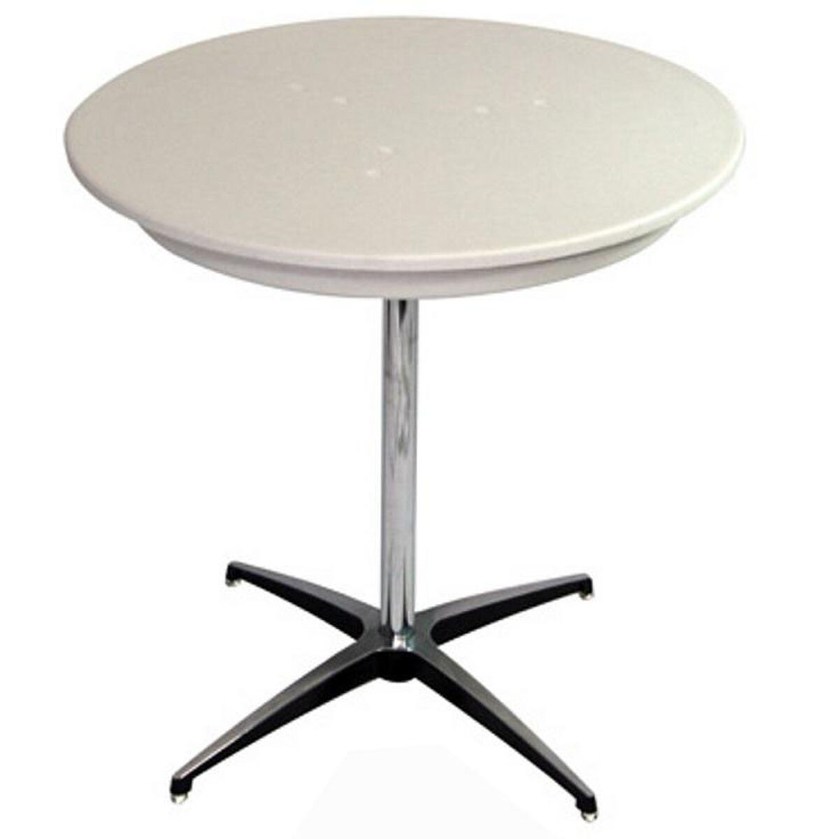 Round Elite Cocktail Table 210200