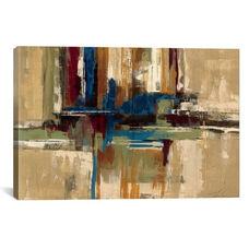 Eucalyptus Bark by Silvia Vassileva Gallery Wrapped Canvas Artwork