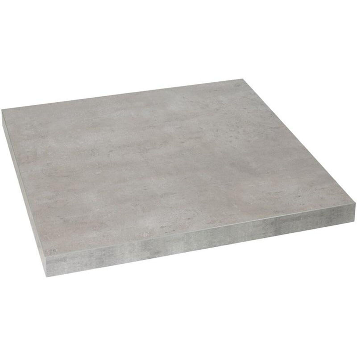 Rectangle Table Top Indoor MARCO-24X30-CONCRETE ...