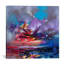 Colour Collision I by Scott Naismith Gallery Wrapped Canvas Artwork